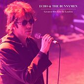 Greatest Hits Live in Concert by Echo and the Bunnymen
