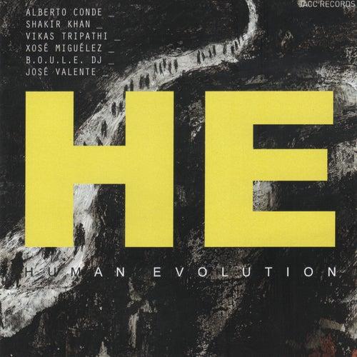 Human Evolution by Alberto Conde