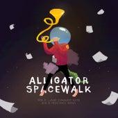 Lunar Conquest Suite / Resistance Rising by Alligator Spacewalk