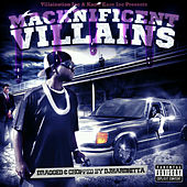 Macknificent Villains: Dragged & Chopped by M.C. Mack