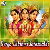 Durga Laksmi Saraswathi by Chitra