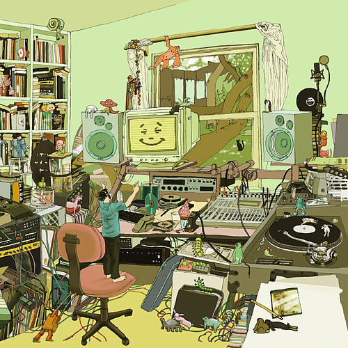Play & Download The Household Ep by Daedelus   Napster