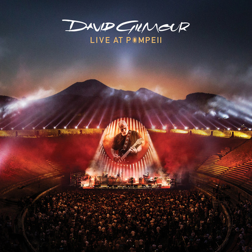 Live At Pompeii by David Gilmour