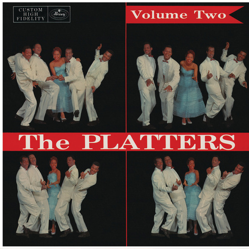 Volume Two by The Platters