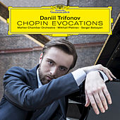 Mompou: Variations On A Theme By Chopin, Variation 10. Évocation. Cantabile molto espressivo by Daniil Trifonov