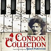 The Condon Collection, Vol. 4: Original Piano Roll Recordings by Ignace Paderewski