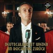 Deutschland ist wieder im Reichstag zurück by Jan Böhmermann