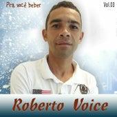 Pra Você Beber, Vol. 3 by Roberto Voice