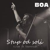 Stup od soli Live in Tvornica by BoA