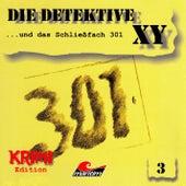Folge 3: ...und das Schließfach 301 von Die Detektive XY