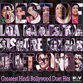 Best of Lata Mangeshkar & Kishore Kumar Duet Songs (Greatest Hindi Bollywood Duet Hits) by Various Artists