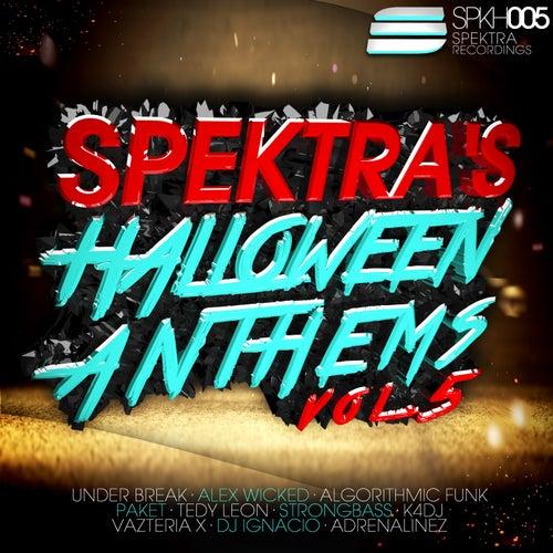 Spektra's Halloween Anthems, Vol. 5 de Various