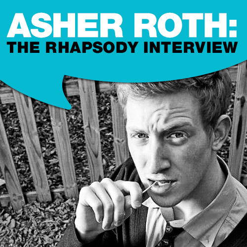 Play & Download Asher Roth: The Rhapsody Interview by Asher Roth | Napster