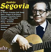 Play & Download Segovia Plays: Lo Mestre, Bach, Haydn, Rameeau, Rodrigo, Lauro, Scriabin, Cassadau, Villa-lobos by Andres Segovia | Napster