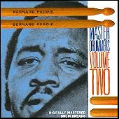 Play & Download Master Drummers Vol. 2 by Bernard 'Pretty' Purdie | Napster