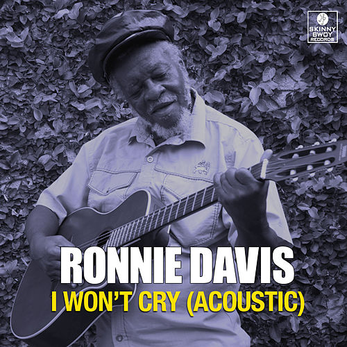 I Won't Cry (Acoustic) by Ronnie Davis