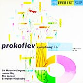 Prokofiev: Symphony No. 5 (Transferred from the Original Everest Records Master Tapes) by Sir Malcolm Sargent
