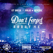 Don't Forget About Me by Gt Garza