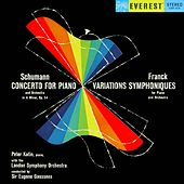 Schumann: Piano Concerto & Franck: Variations Symphoniques (Transferred from the Original Everest Records Master Tapes) by Sir Eugene Goossens