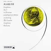 Mahler: Symphony No. 9 in D Minor (Transferred from the Original Everest Records Master Tapes) by Leopold Ludwig