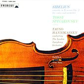 Sibelius: Violin Concerto in D Minor & Tapiola (Transferred from the Original Everest Records Master Tapes) by Various Artists