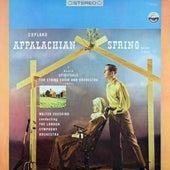 Copland: Appalachian Spring & Gould: Spirituals for String Choir and Orchestra von Walter Susskind