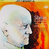 Sibelius: Symphony No. 5 & Finlandia (Transferred from the Original Everest Records Master Tapes) by Theodore Bloomfield