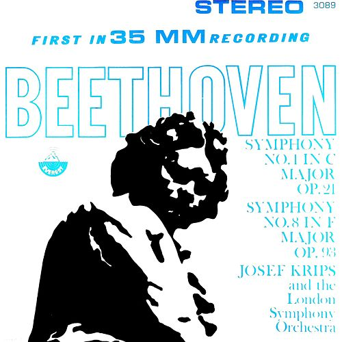 Beethoven: Symphonies No. 1 & 8 (Transferred from the Original Everest Records Master Tapes) by London Symphony Orchestra