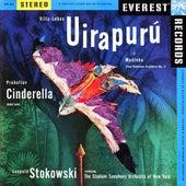 Villa-Lobos: Uirapurú & Modinha (from Bachianas Brasileiras No. 1) & Prokofiev: Cinderella Suite by Léopold Stokowski
