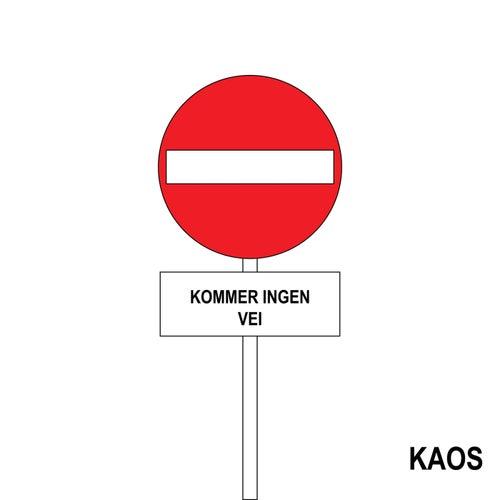 Kommer Ingen Vei by Kaos