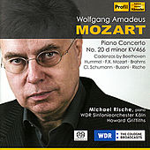 Mozart: Piano Concerto No. 20 in D Minor, K466 by WDR Sinfonieorchester Köln