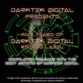 Darktek Digital Special 5 Years - EP by Various Artists