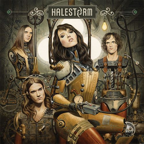 Play & Download Halestorm by Halestorm | Napster