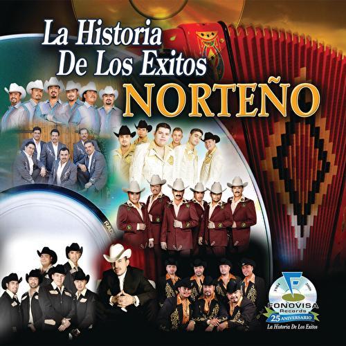 La Historia De Los Exitos - Norteño by Various Artists