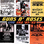 Live Era: '87-'93 [Clean] by Guns N' Roses