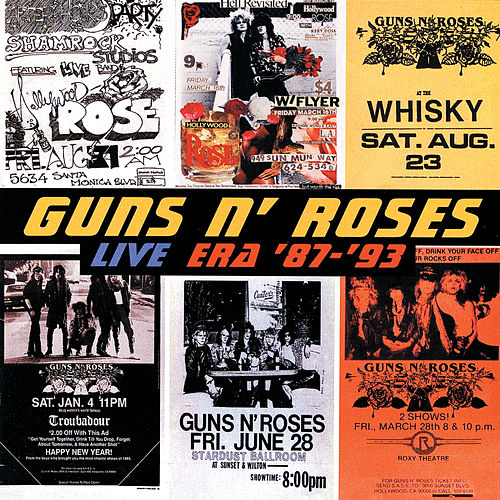 Play & Download Live Era: '87-'93 [Clean] by Guns N' Roses | Napster