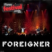 Itunes Live: London Festival '10 - EP by Foreigner