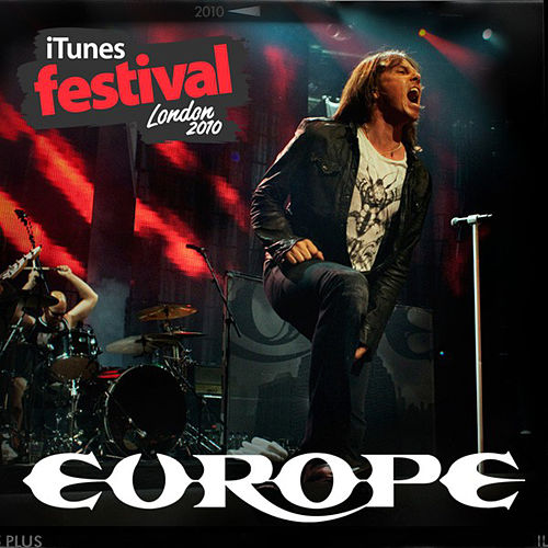 Itunes Live: London Festival '10 - EP by Europe