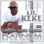 Platinum in da Ghetto by Lil' Keke