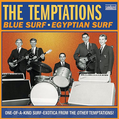 Blue Surf / Egyptian Surf by The Temptations