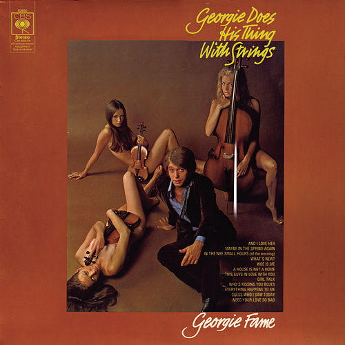 Georgie Does His Thing With Strings by Georgie Fame