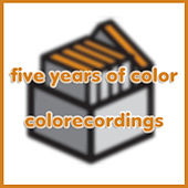 5 Years Of Color by Various Artists