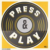 Press & Play Compilation, Vol.1 - EP by Various Artists