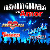 Historia Grupera De Amor by Various Artists