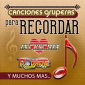Canciones Gruperas Para Recordar by Various Artists