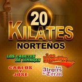 20 Kilates Nortenos by Various Artists