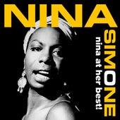 Nina At Her Best van Nina Simone