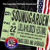 Legendary FM Broadcasts - Lollapalooza Festival,  Bremerton WA  22nd July 1992 by Soundgarden