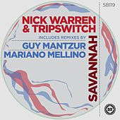 Savannah von Nick Warren and Tripswitch