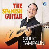 The Spanish Guitar by Giulio Tampalini